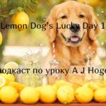 Lemon Dog MS Part 1