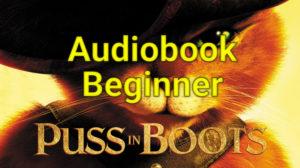 Audiobook Puss in Boots Beginner