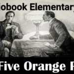 The Five Orange Pips audiobook Elementary A2